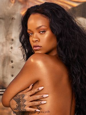 Everything You Need to Know About the Shimmer Body Oil Rihanna Used on Instagram