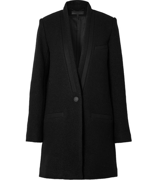 Tuxx Wool-felt Coat