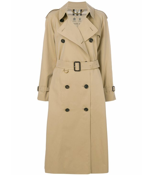 Westminster extra-large trench coat