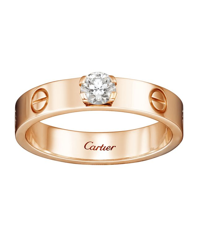 Cartier Love Solitaire