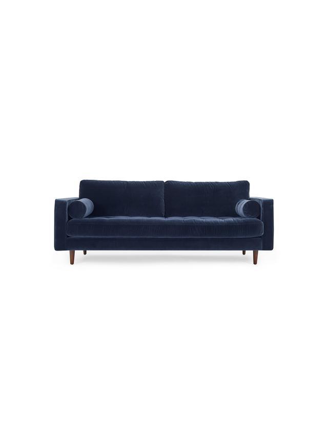 Lounge Lovers Kellie 3 Seat Sofa