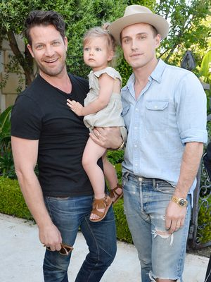 The Story of Nate Berkus and Jeremiah Brent's Baby's Name Will Move You to Tears