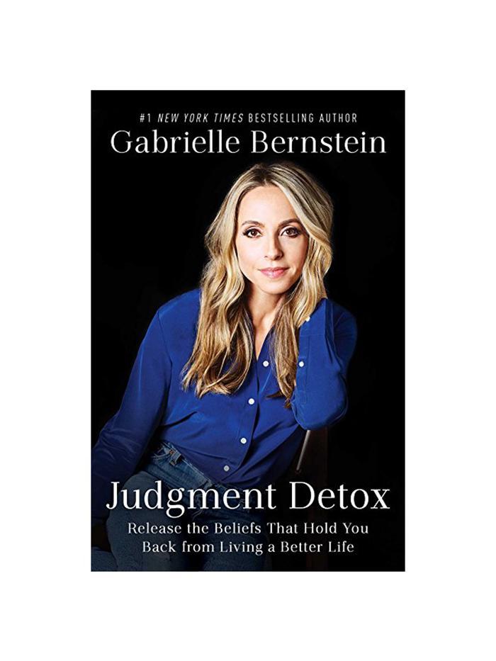 Judgment Detox by Gabrielle Bernstein