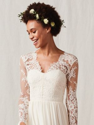 This Is What a $60 H&M Wedding Dress Looks Like