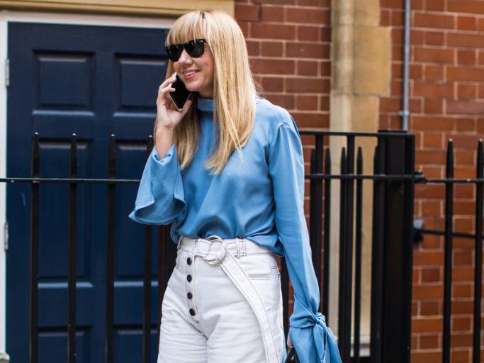 6 Ways to Wear This Polished Denim Trend to Work
