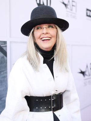 "Step Inside Diane Keaton's $17.5 Million ""Starter Apartment"" in NYC"