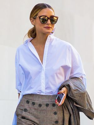 This Perfect Work Shirt Is Customizable to Fit Your Bust Size