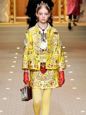 Seriously Though, You Can Wear This Trend With Anything