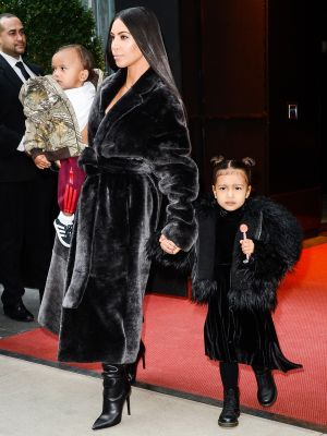 North West Is a Mini Model in Her Chic New Photo Shoot
