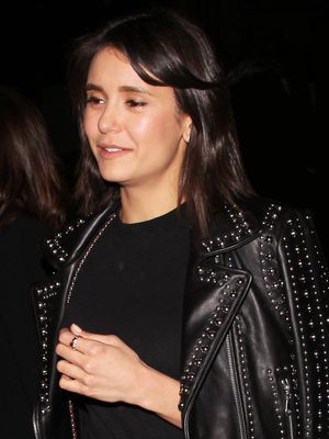 Yep, Nina Dobrev Wears Gigi and Bella's New Favourite Brand Too