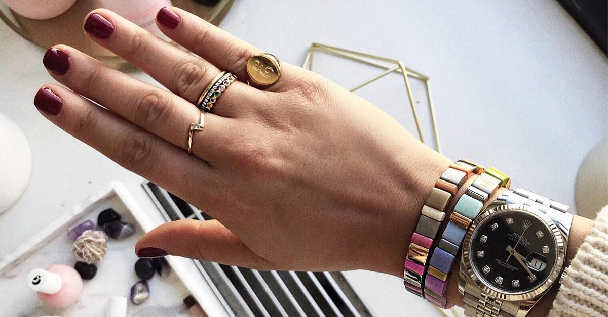 Bracelet That Looks Like A Nail Best 2018