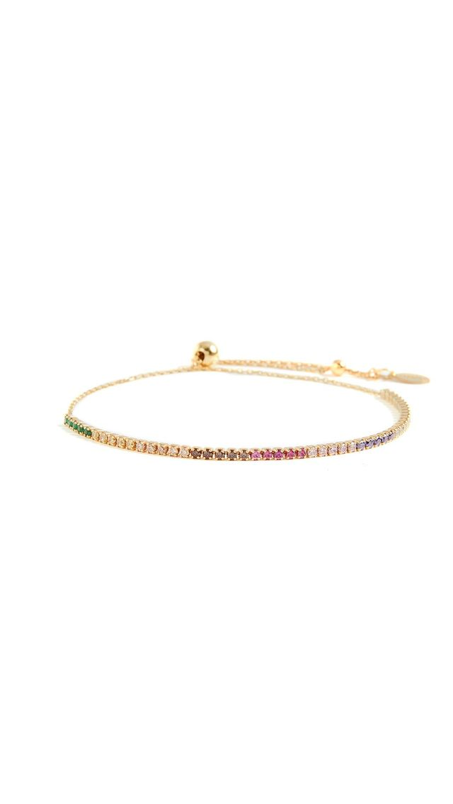 Shashi Bar Slide Bracelet