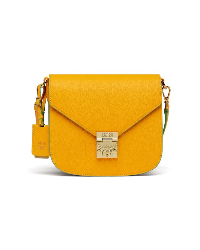 MCM Small Patricia Shoulder Bag