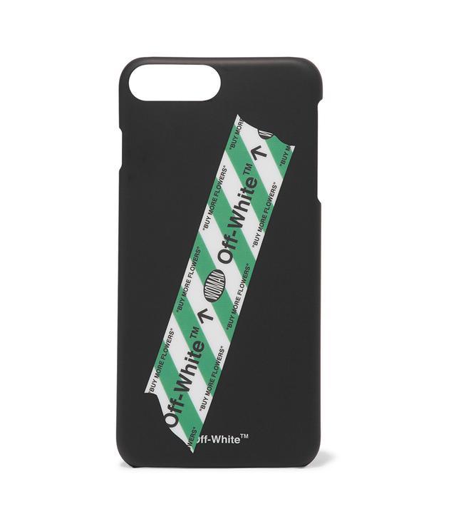 Printed Plastic Iphone 7 Plus Case