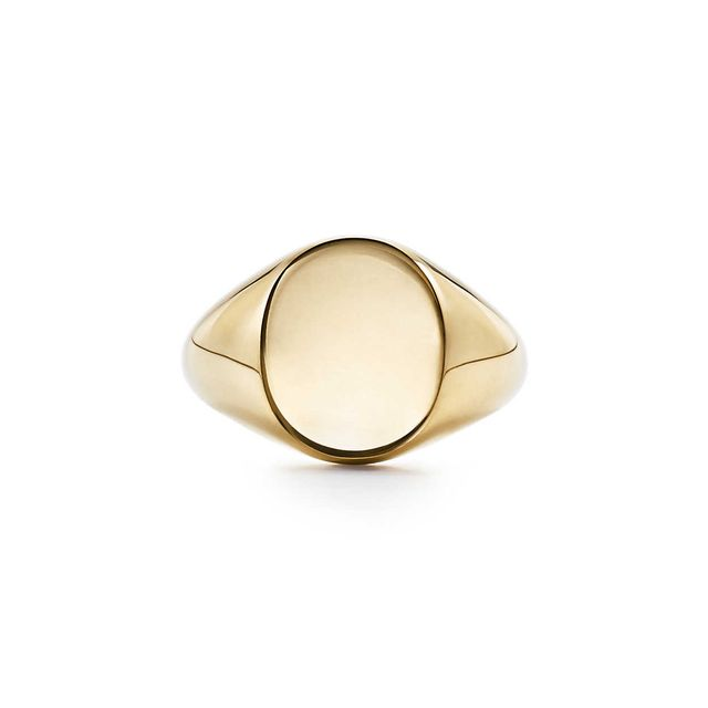 Tiffany & Co. Signet Ring