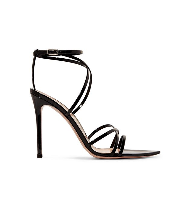 105 Patent-leather Sandals