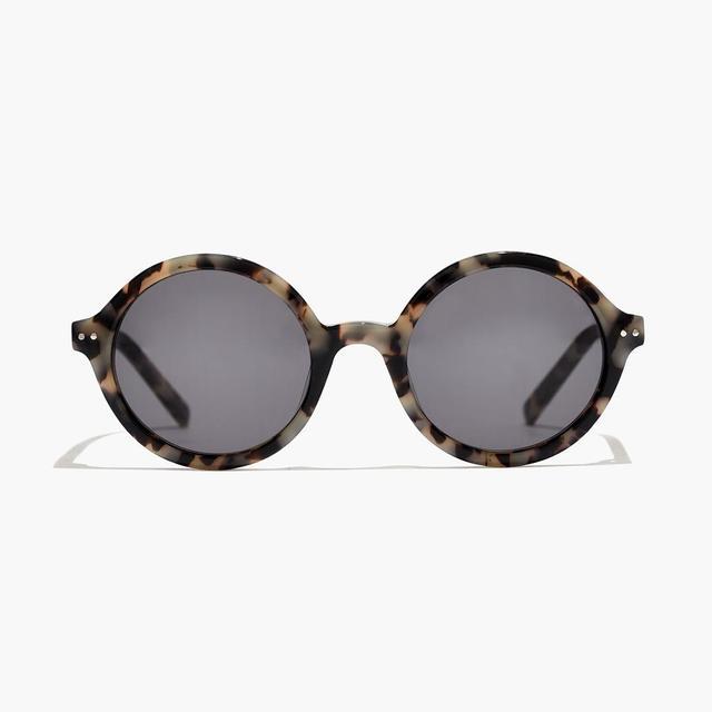 Nouvelle Round Sunglasses