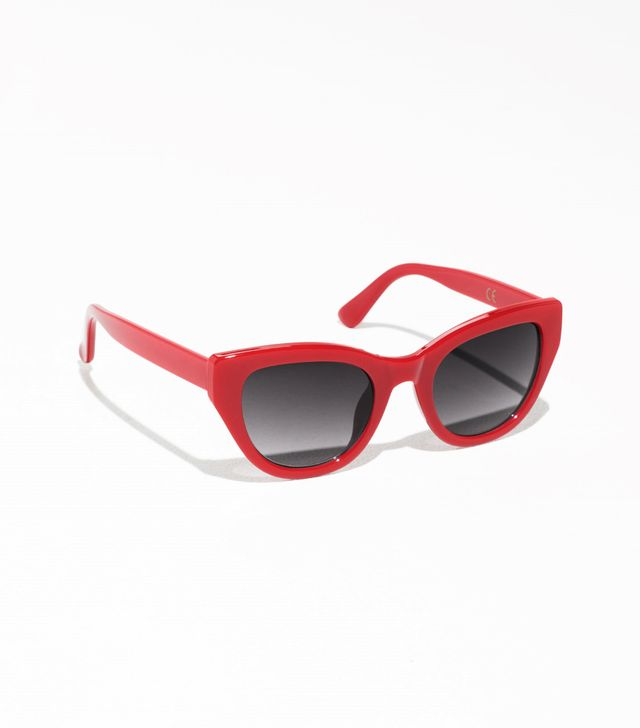 & Other Stories Cat-Eye Sunglasses