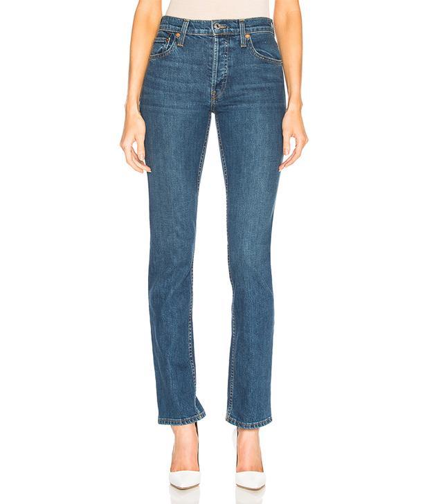ORIGINALS Cindy Crawford High Rise Stretch Jean