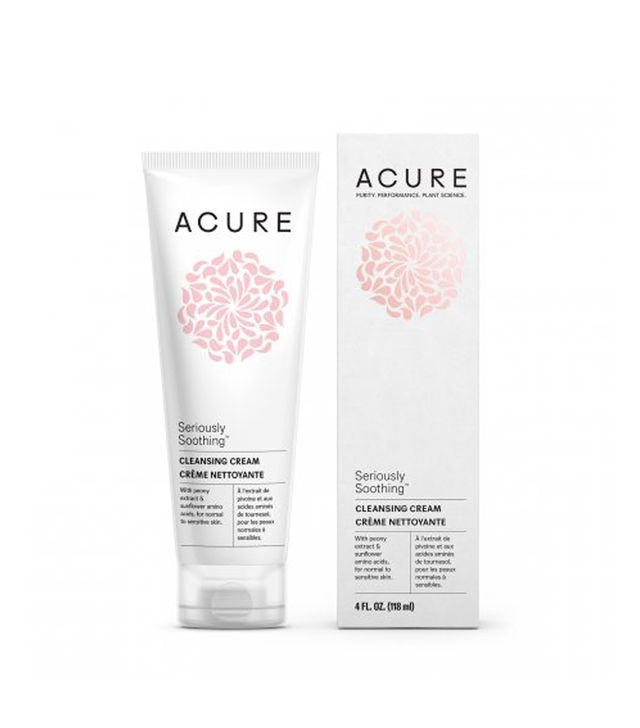 Acure Organics Seriously Soothing Cleansing Cream