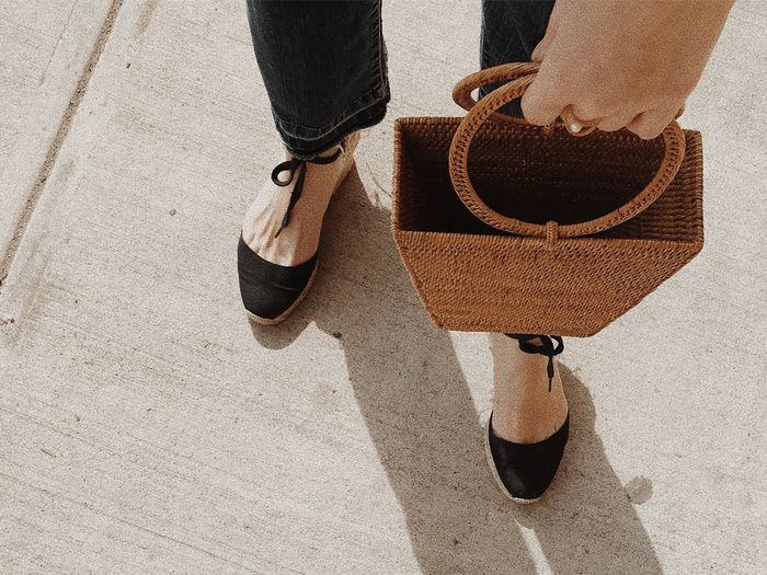 Perfect Summer Bag - Bembien Straw Bag