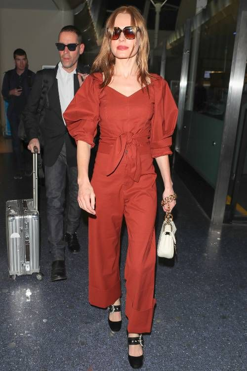 Best Airport Outfits: Kate Bosworth