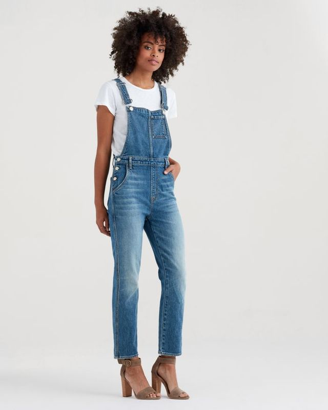7 for All Mankind Overall with Edie Bottom