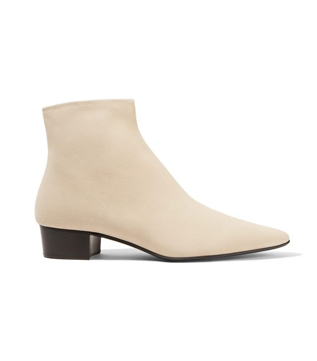 Ambra Suede Ankle Boots