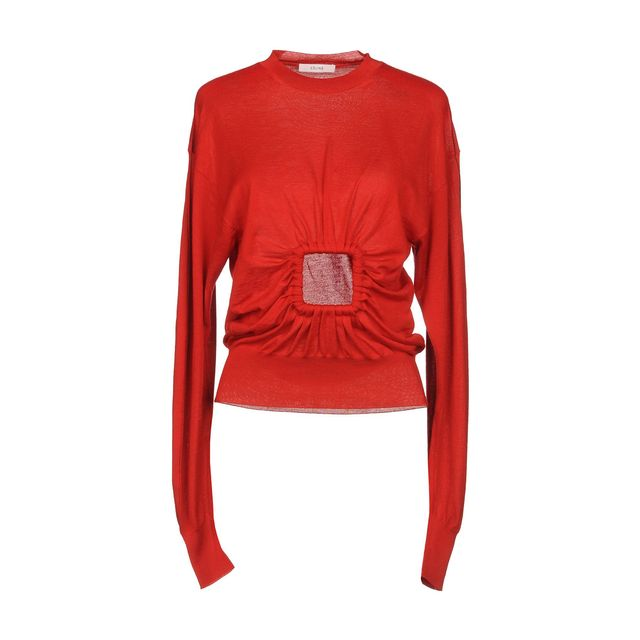 Céline Cashmere Blend Sweater