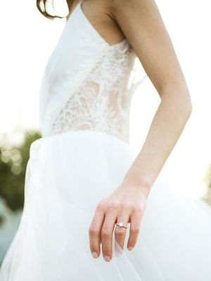Simple Wedding Jewellery for the Not-So-Sparkly Bride