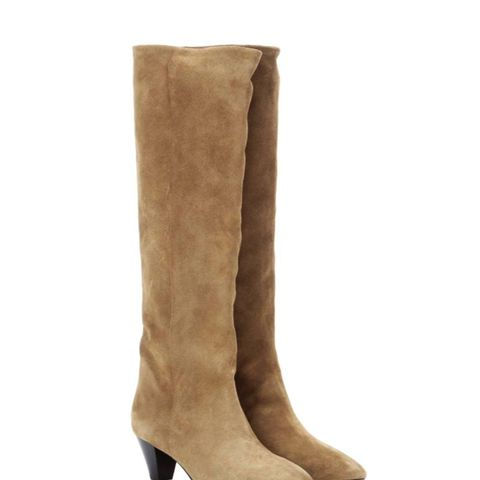 Étoile Robby Suede Knee-High Boots
