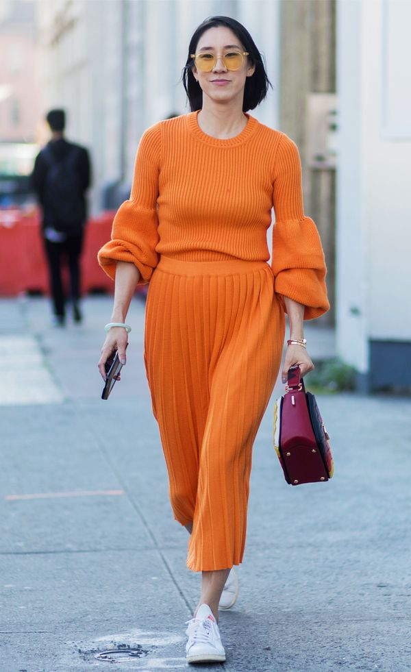 Autumn Outfit Ideas: Eva Chen