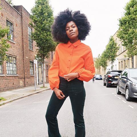 Autumn Outfit Ideas: Velvet + Autumnal Colours