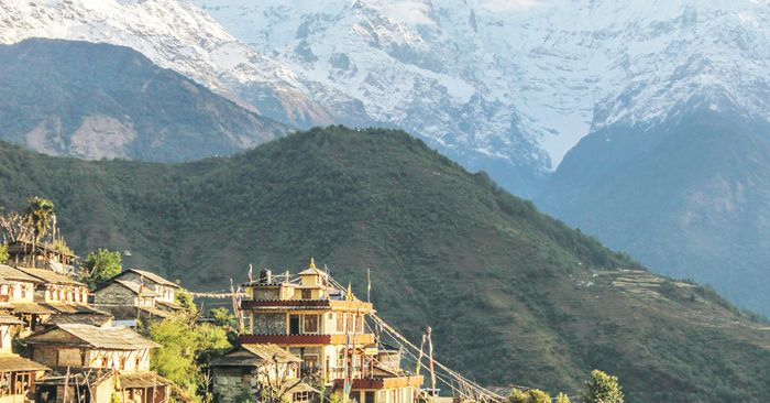 Explore the 10 highest mountains in the world mydomaine for Annapurna cuisine los angeles