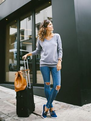 This Is What MyDomaine Editors Wear When They Fly