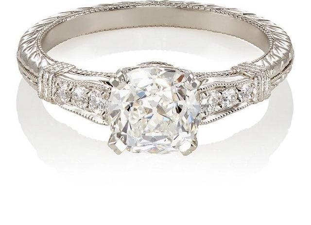 Women's Petit Choux Ring