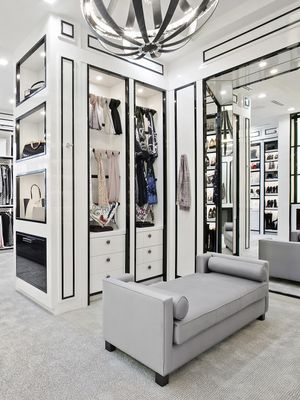 Tour the Epic Closet That Looks Exactly Like a Chanel Boutique
