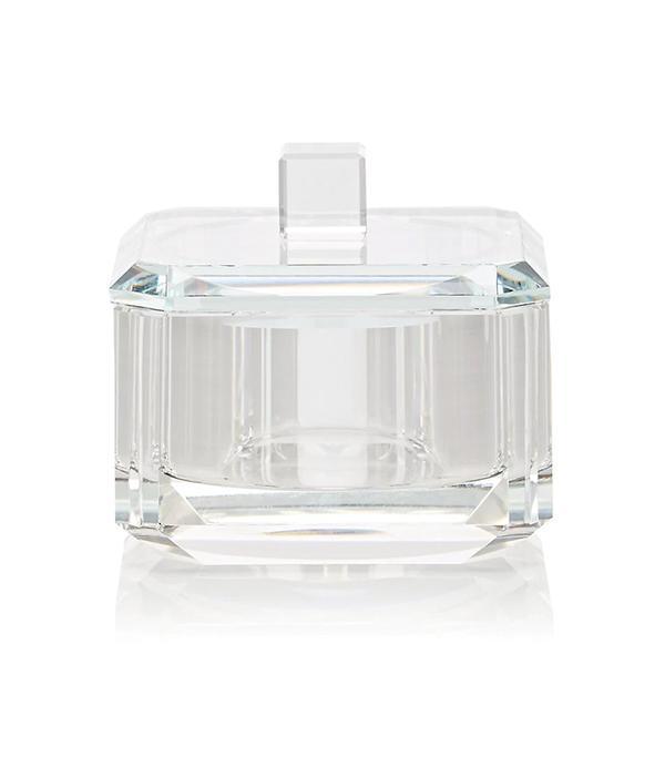 Cortina Glass Lidded Box