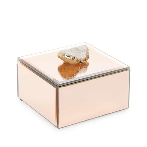 Agate Mirror Box