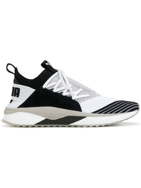 stretch running sneakers
