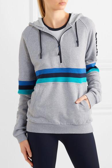 Antics Cotton-jersey Hooded Top