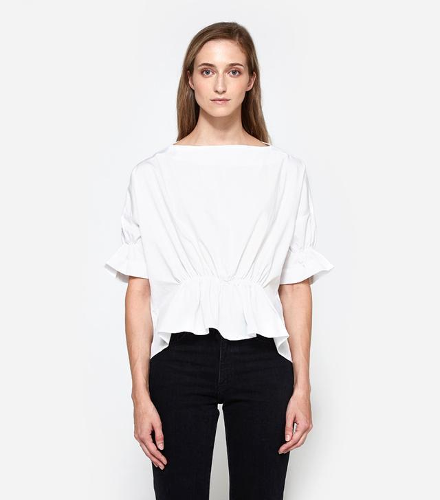 Lane Top in White