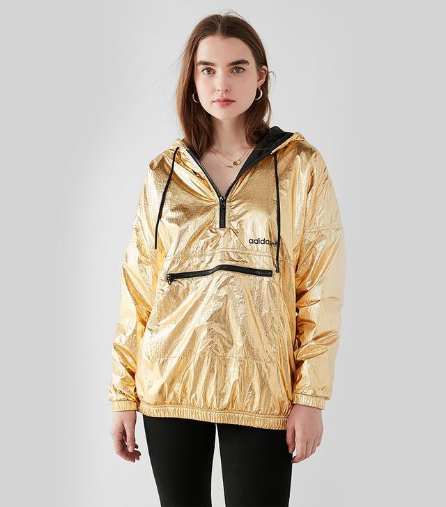 adidas Originals Golden Windbreaker Jacket