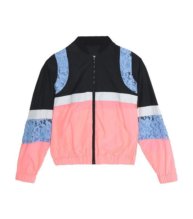 MSGM Giupure Windbreaker Jacket