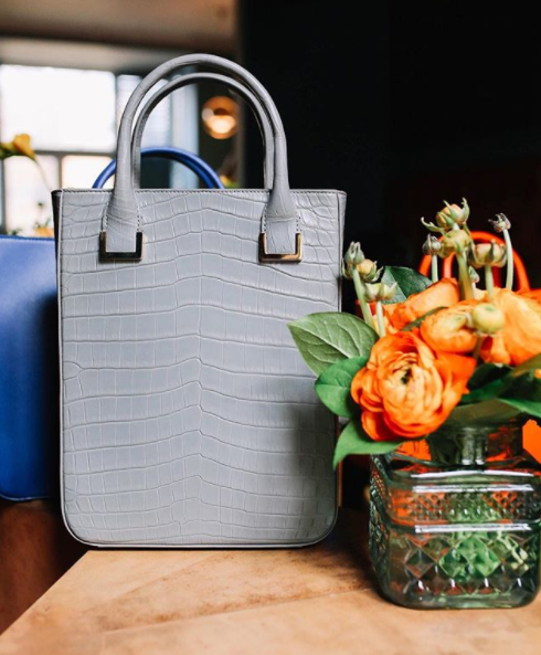 What was the process and how did you learn how to launch the brand? As a team, we have diverse experience in luxury brands, PR, and fashion. In setting out, we focused on developing from a...