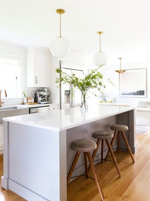 Step Inside the Sophisticated, Sun-Drenched Seattle Kitchen of Our Dreams