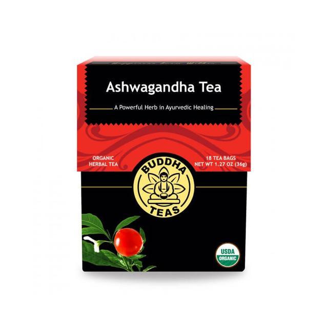 Buddha Teas Organic Ashwagandha Root Tea