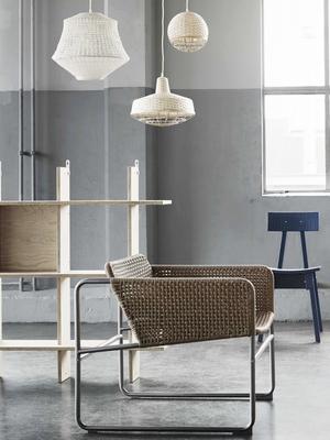 IKEA's Stunning New Woven Chair Looks Nothing Like IKEA