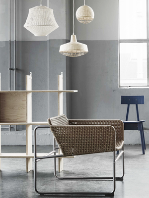 IKEA's Stunning New Woven Chair Looks Nothing Like IKEA