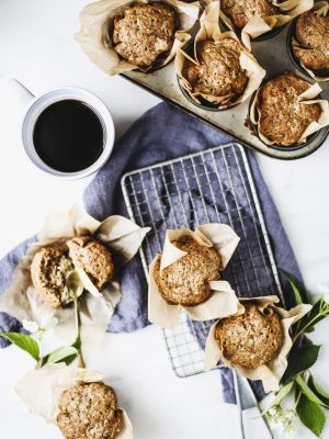 These Probiotic Breakfast Muffins Will Heal Your Gut First Thing in the A.M.